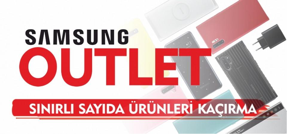 Samsung Markalı Outlet Ürünler