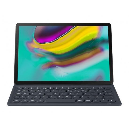 Samsung Galaxy Tab S5e Türkçe Klavyeli Kılıf EJ-FT720BBEGTR