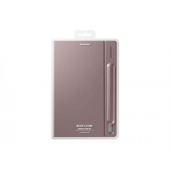 Samsung Galaxy Tab S6 Kapaklı Kılıf Kahverengi - EF-BT860PAEGWW